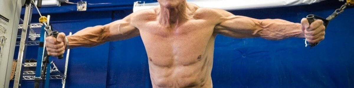 Высокоинтенсивные тренировки укрепляют кости у мужчин зрелого возраста