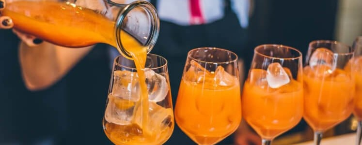 Сладкие напитки повышают риск развития рака