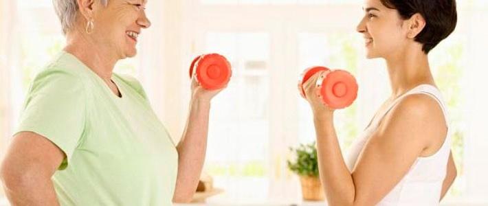 Менопаузальная гормональная терапия защищает от саркопении