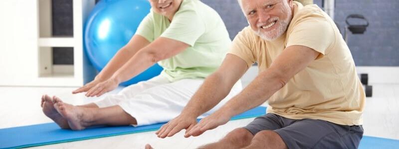 Тренировки против саркопении