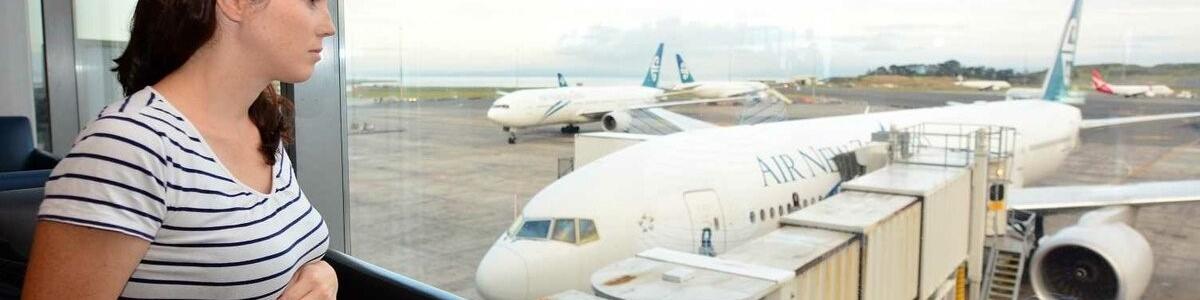 Авиационные загрязнения могут приводить к преждевременным родам