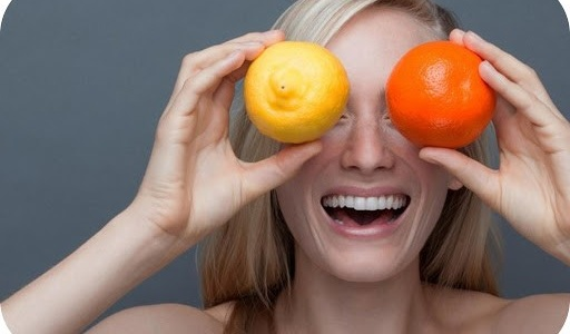 Витамин С защищает от кариеса