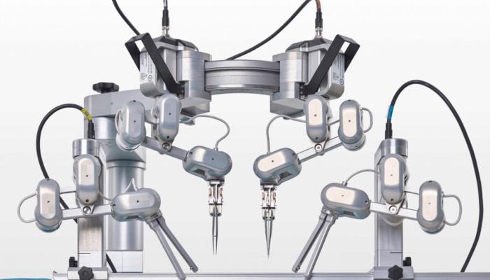 Роботизированная супермикрохиурургия для лечения лимфатических отеков после мастэктомии с лимфодиссекцией