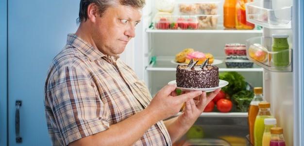 Колебания уровня тестостерона слабо выражены после 40 лет и при ожирении