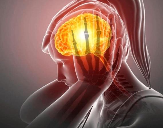 Дефицит магния приводит к мигрени