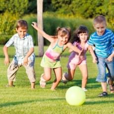 Физическое развитие ребёнка. Как вырасти и похудеть за лето