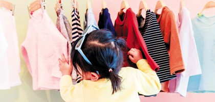 Детская одежда может содержать фталаты